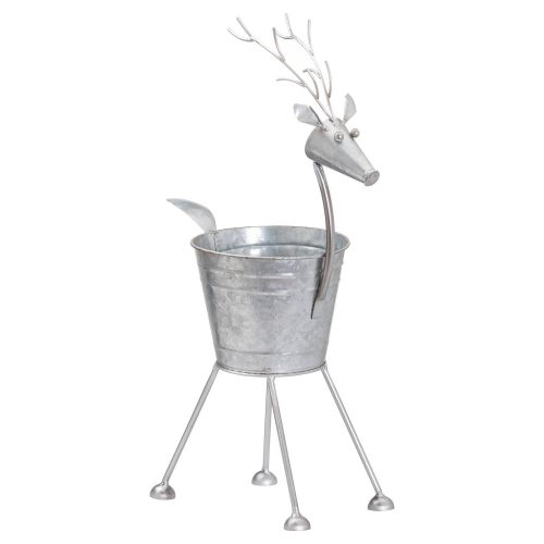 The Noel Collection Reindeer Planter - Cosy Home Interiors
