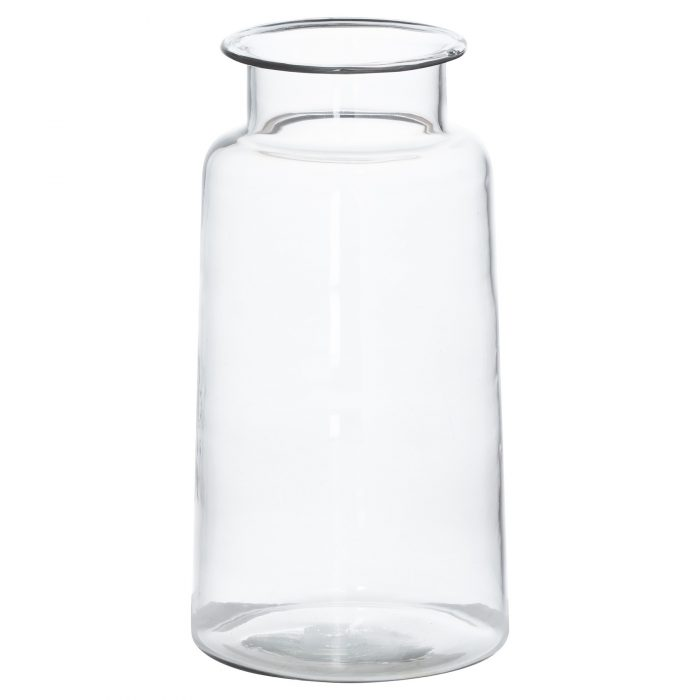Tall Wide Neck Bottle Vase - Cosy Home Interiors