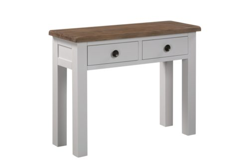 The Hampton Collection Two Drawer Console Table - Cosy Home Interiors